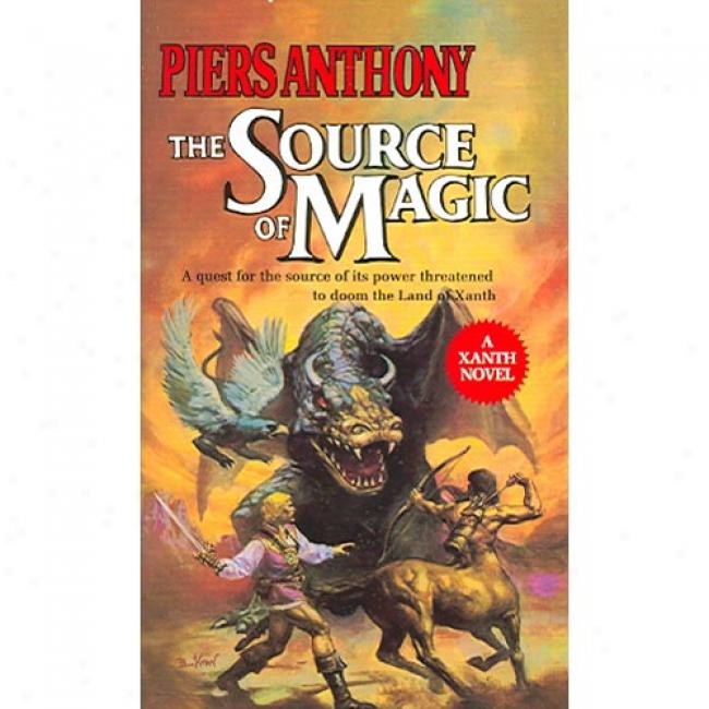 The Source Of Magic By Piers Anthony, Isbn 0345350588