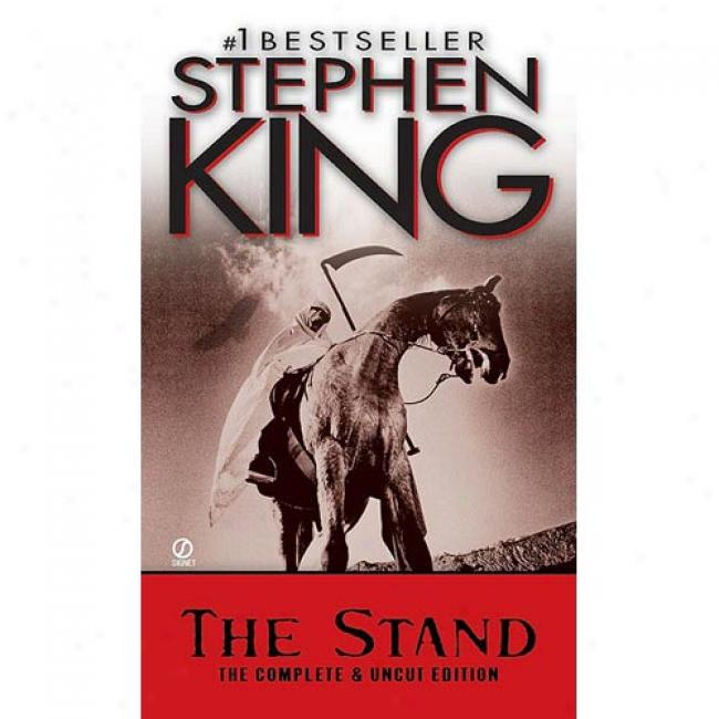 The Stand By Stephen King, Isbn 0451169530