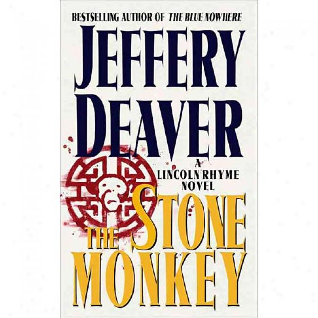 The Stone Monkey By Jeffery Deaver, Isbn 0743437802