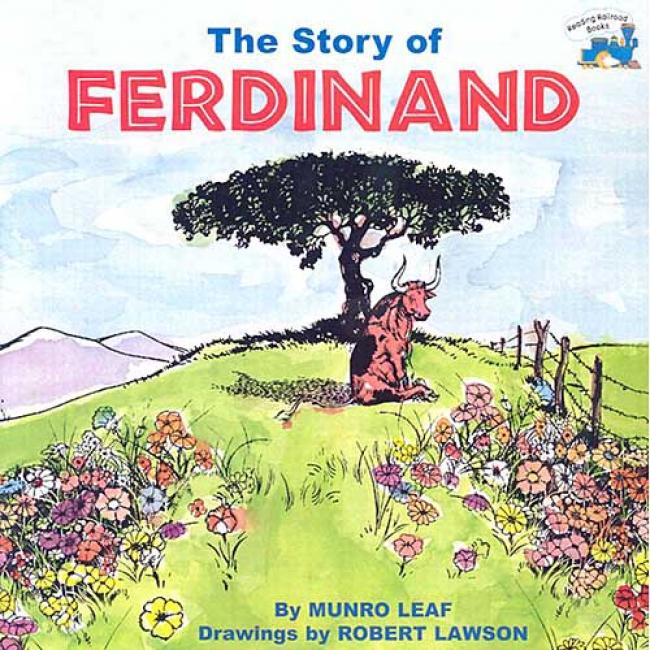 The Hi~ Of Ferdinand By Munro Leaf, Isbn 0448421909