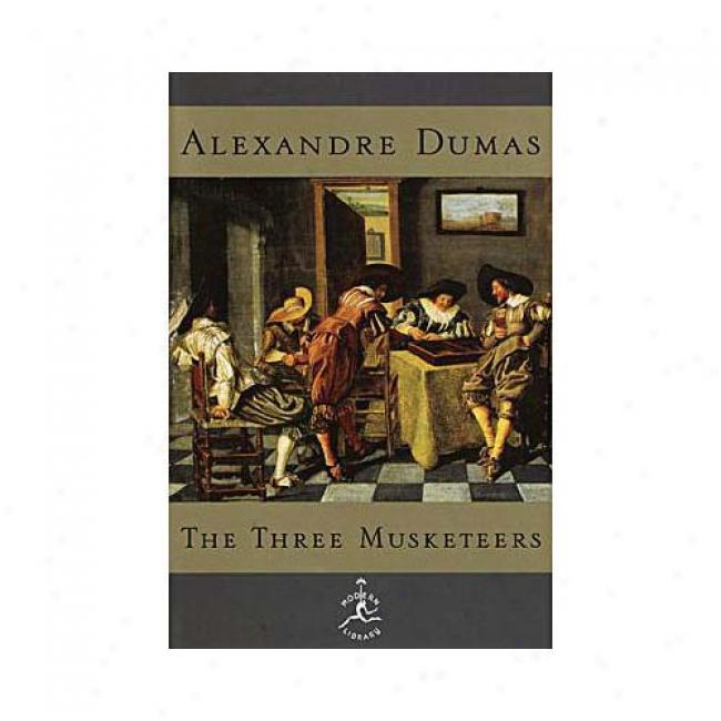 The hTree Musketeers By Alexandre Dumas, Isbn 0679603328