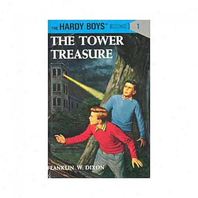 The Tower Treasure By Franklin W. Dixon, Isbn 0448089017