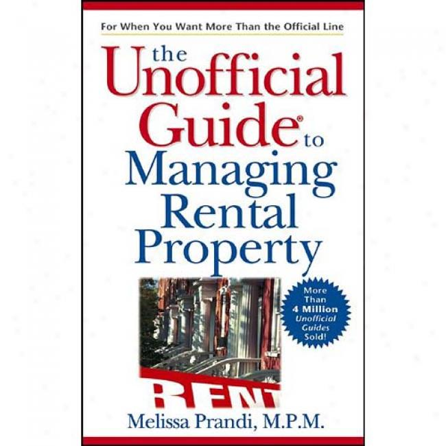 The Private Guide To Managing Rental Propery