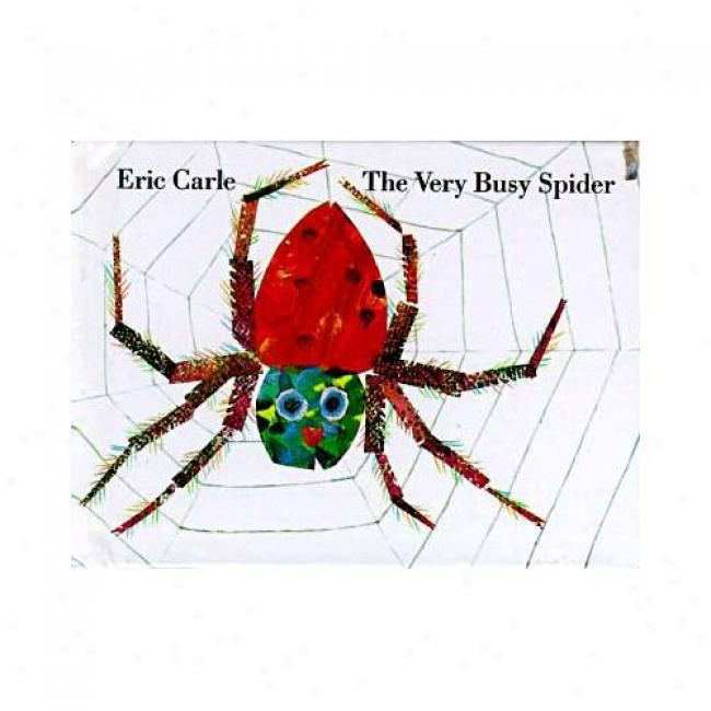 The Very Busy Spider: Miniature Edition By Eric Carle, Isbn 0399215921