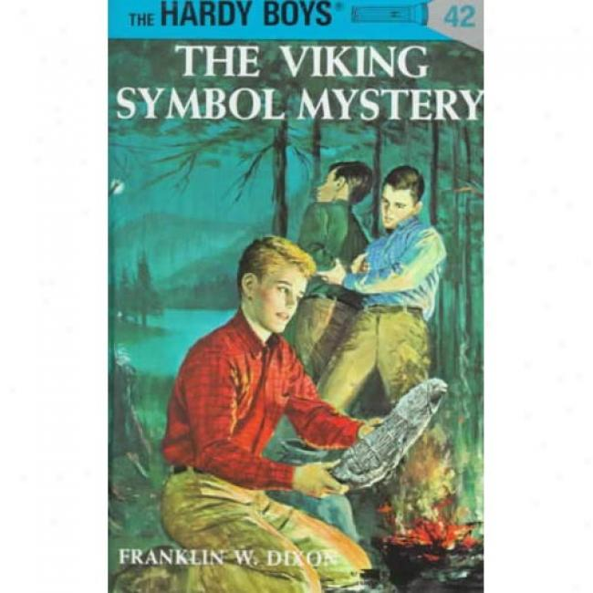 The Viking Symbol Mystery By Franklin W. Dixon, Isbn 0448089424