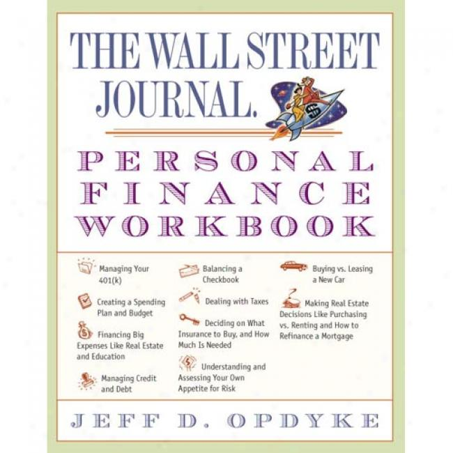Thhe Wall Street Journal Personal Finance Workbook