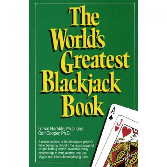 The World's Greatest Blacknack Book By Lance Hjmble, Isbn 0385153821