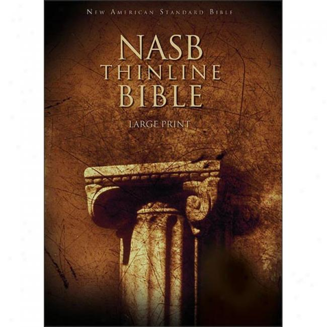 Thinline Bible By Zondervan Bible Publishers, Isbn 0310917964