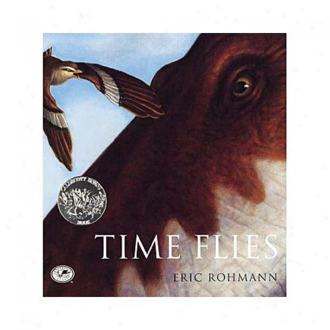 Time Flies By Eric Rohmann, Isbn 0517885557