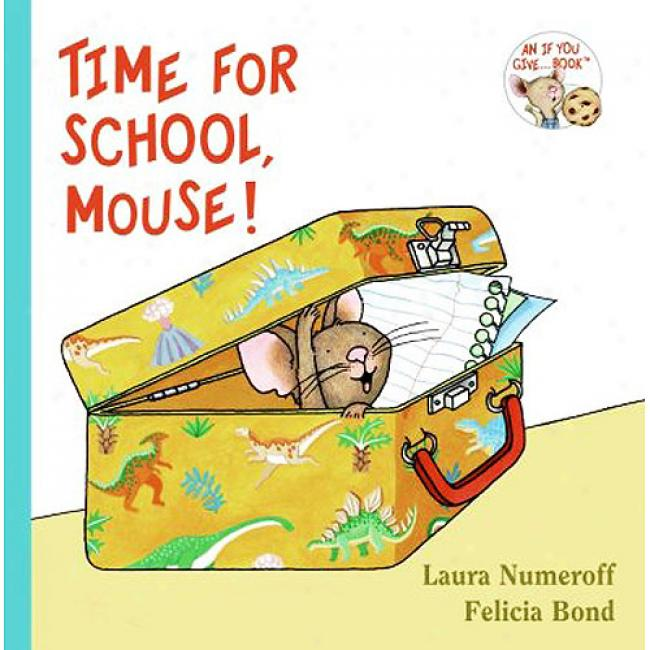 Time For Instruct, Mouse!
