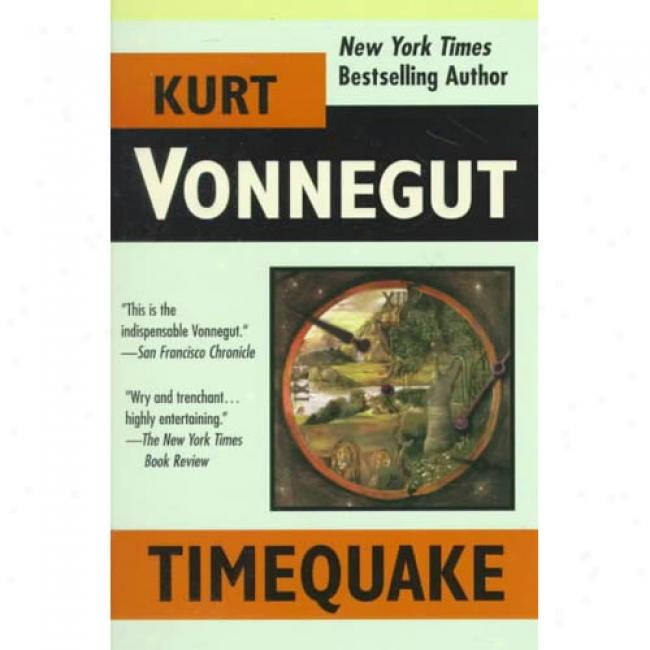 Timequake By Kurt Vonnegut, Isbn 0425164349