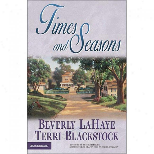 Times And Seasons By Beverly Lahaye, Isbn 0310242975