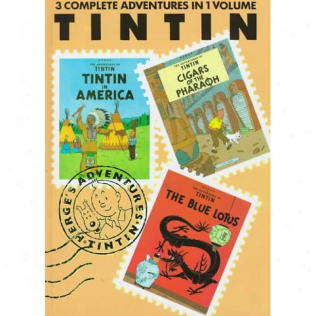 Tintin By Herge, Isbn 0316359408