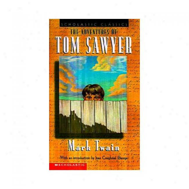 Tom Sawyer By Mark Twain, Isbn 0439099404
