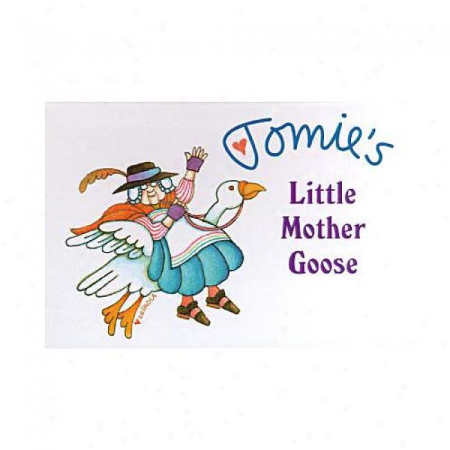 Tomie's Liittle Mother Goose By Tomie Depaola, Isbn 0399231544