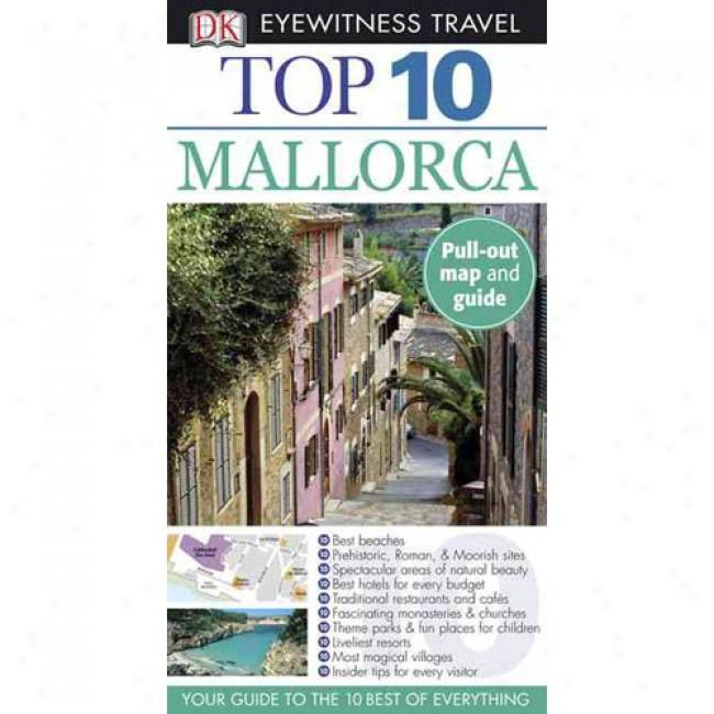Top 10 Mallorca [with Pull-out Map