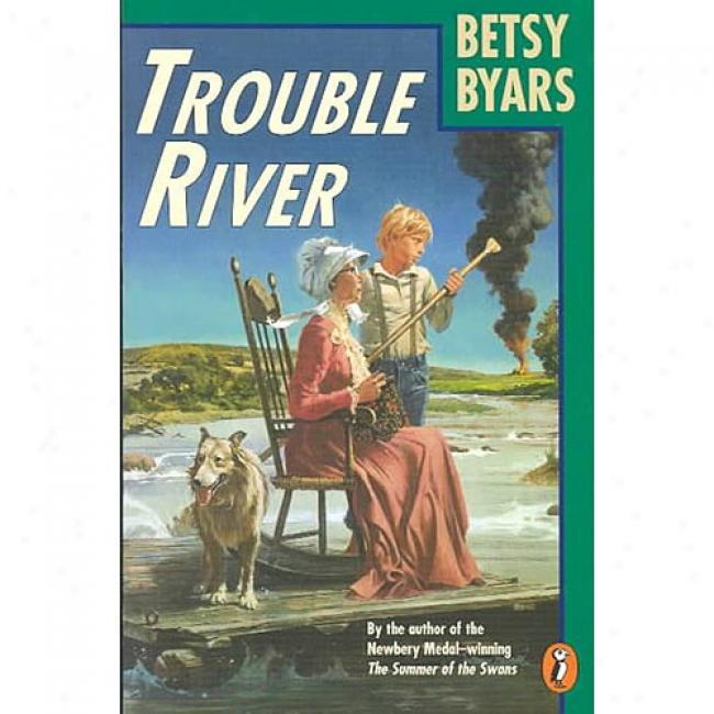 Perplexity Rivre By Betsy Cromer Byars, Isbn 0140342435