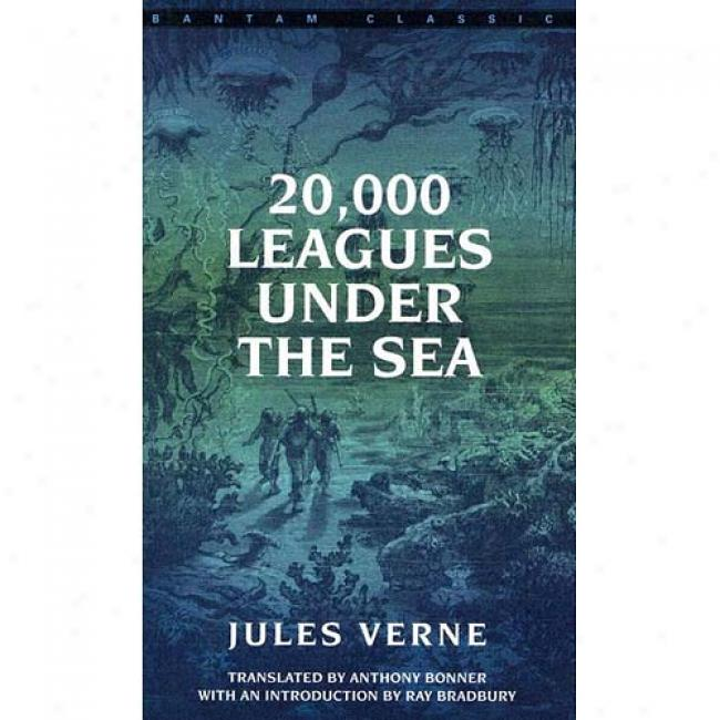 Twenty Thousand Leagues Under The Sea By Jules Verne, Isbn 0553212524
