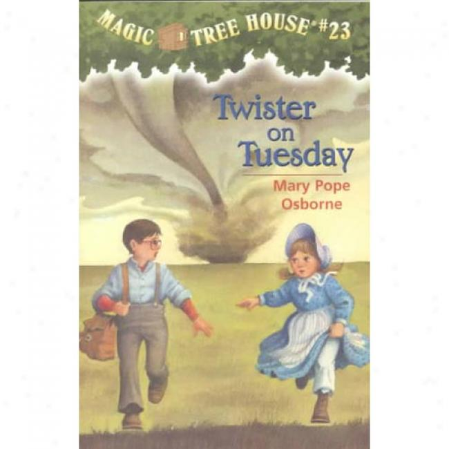 Twister On Tuesday By Mary Pope Osborne, Isbn 0679890696