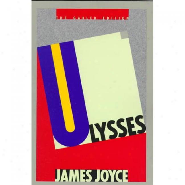 Ulysses By James Joyce, Isbn 0394743121