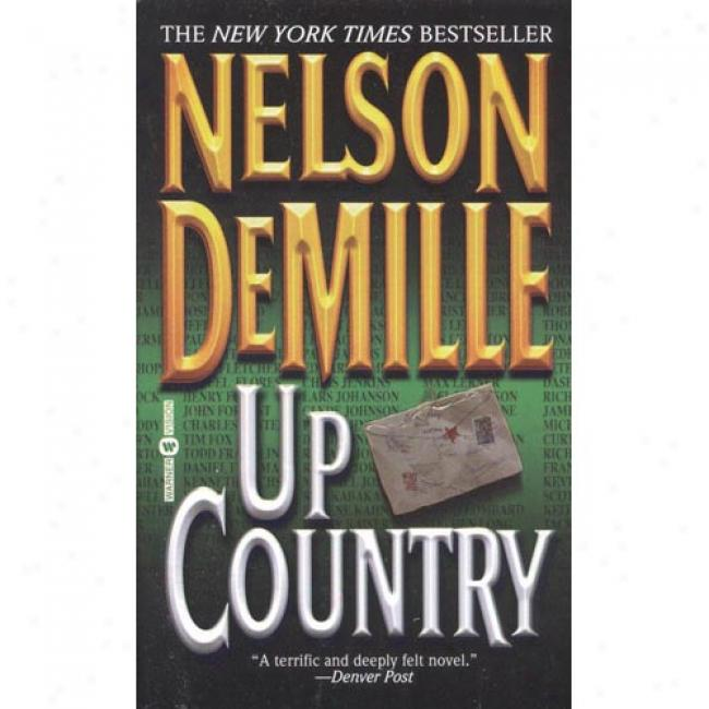 Up Country By Nelson Demille, Isbn 0446611913