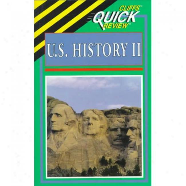 U.s. History Ii By Paul Soifer, Isbn 0764585371