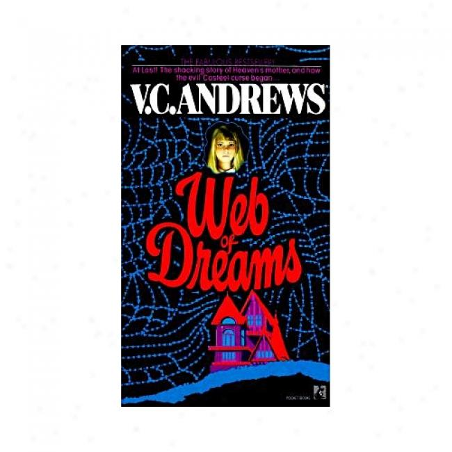 Web Of Dreams By V. C. Andrews, Isbn 0671729497