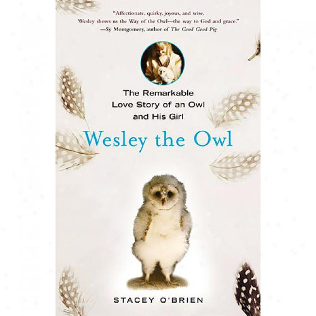 Wesley The Owl: TheR emarkable Love Story Of An Owl And His Girl