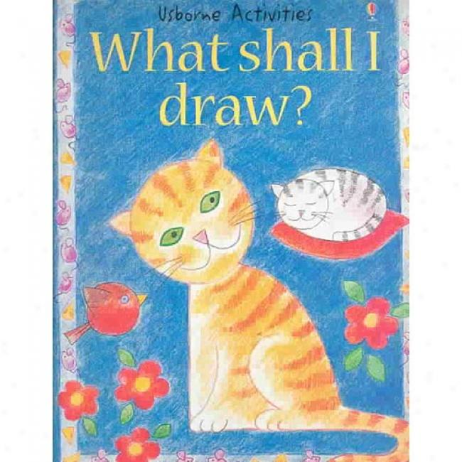 What Shall I Draw? By Ray Gibson, Isbn 0794503756