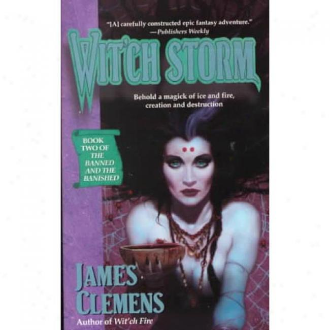 Wit'ch Stor mBy James Clemens, Isbn 0345417089