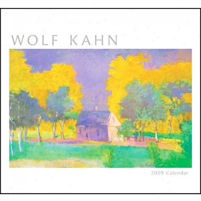 Wolf Kahn List