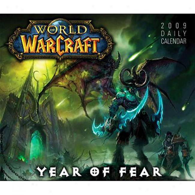 World Of Warcraft: Year Of Fear Calendar