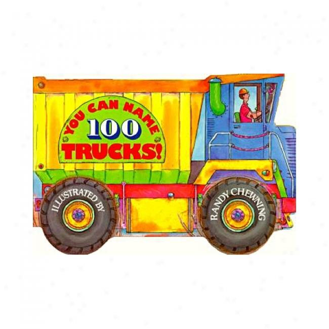 You Can Name 100 Trucks By Jim Becker, Isbn 0590463020