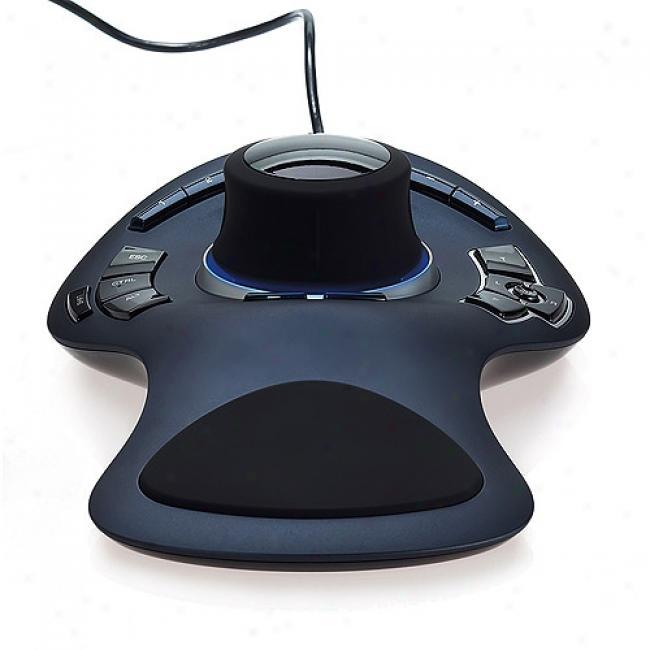 3d Connexion Spaceexplorer 3d Controller