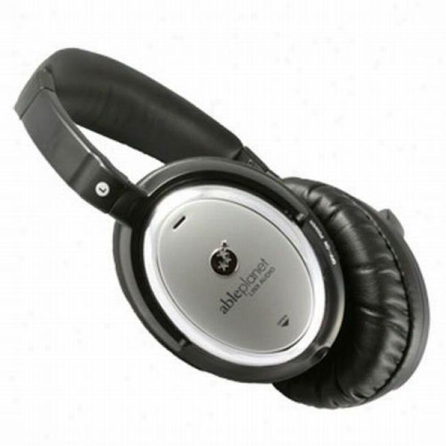 Able Planet Healthy Clarity Nc500sc Noise Canceling Headphones