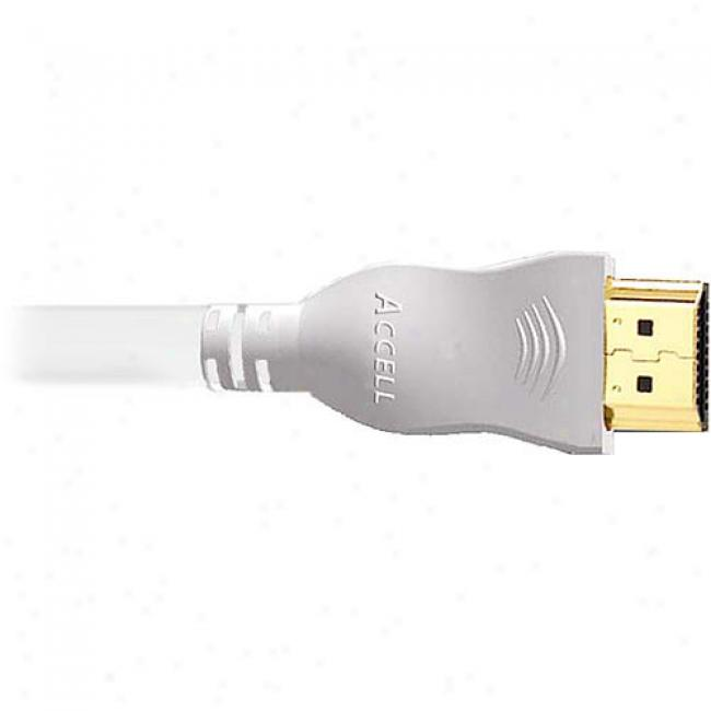 Accell 2-meter Hdmi Cable