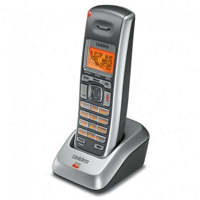 Accompaniment Handset For The Uniden Dect 6.0 Cordless Phone