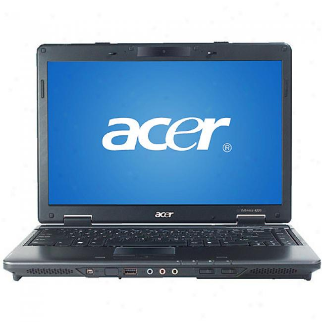 Acer 14.1'' Extensa 4220-2148pc Notebook With Intel Celeron Dual-core Processor T1400