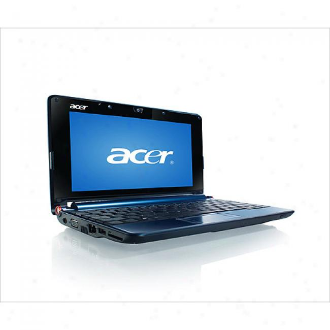 Acer Blueaspire One Aca150-1447 Mini Laptop Pc Netbook With Intle Molecule N270 Procesaor, 160gb Hard Drive, 6 Solitary abode; squalid Batteryand Windows Xp