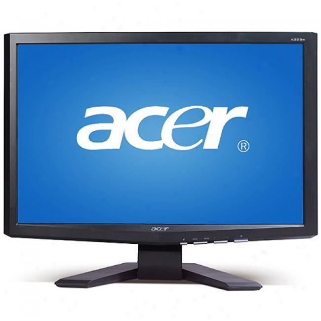 Acer X223wbd 22
