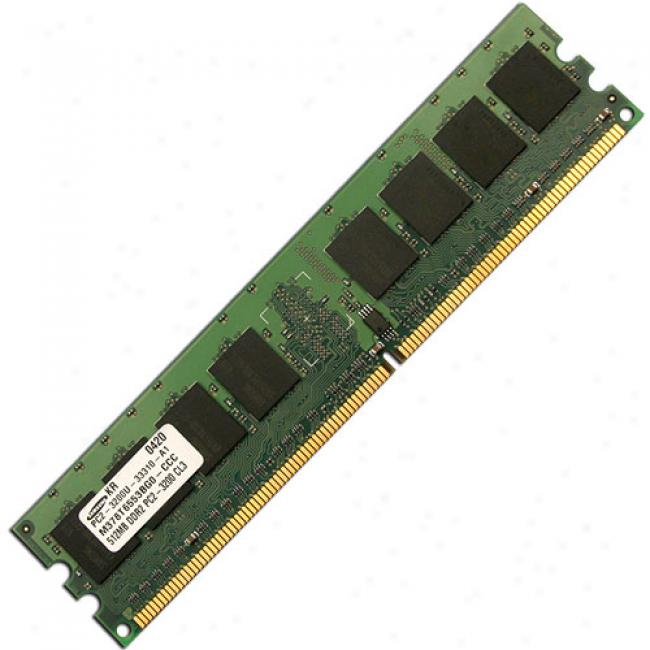 Acp-ep Memory 1gb Pc2-3200 Ddr2 400mhz 240-pin Pc Desktop Memory Dimm