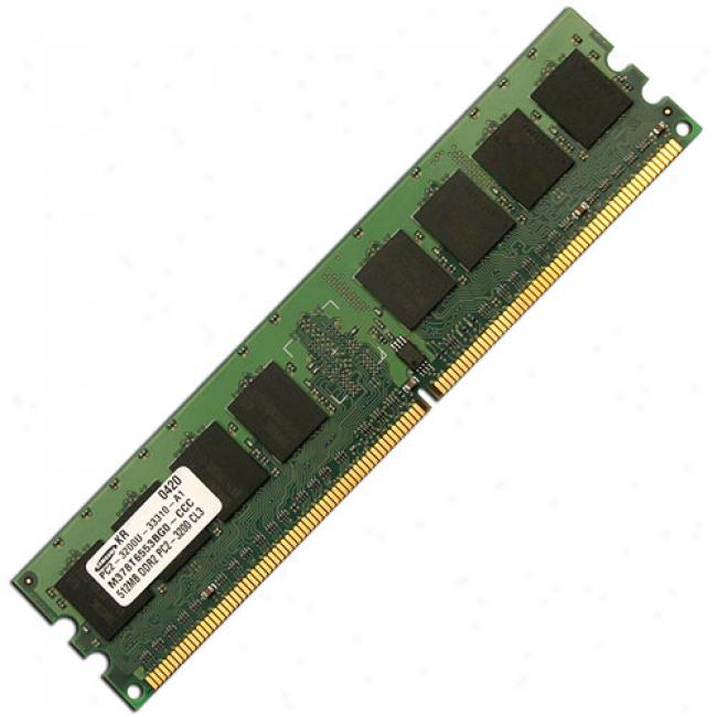 Acp-ep Memory 1bb Pc2-4200 Ddr2 533mhz 240-pin Pc & Mac Desktop Memory Dimm