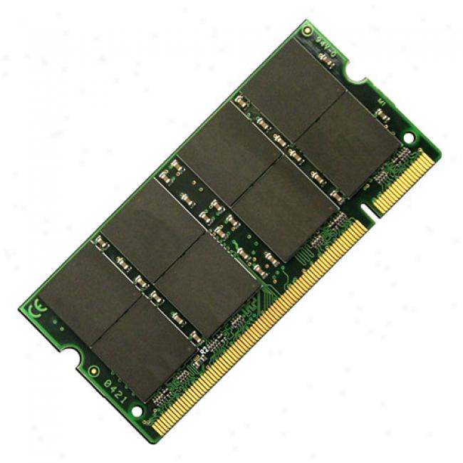Acp-ep Memory 1gb Pc2100 Ddr 256mhz 200-pin Pc & Mac Notebook Memory Sodimm