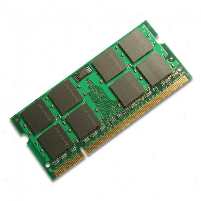 Acp-ep Memory 512mb 667mhz Ddr2 Pc2-5300 200-pin Sodimm For Laptops