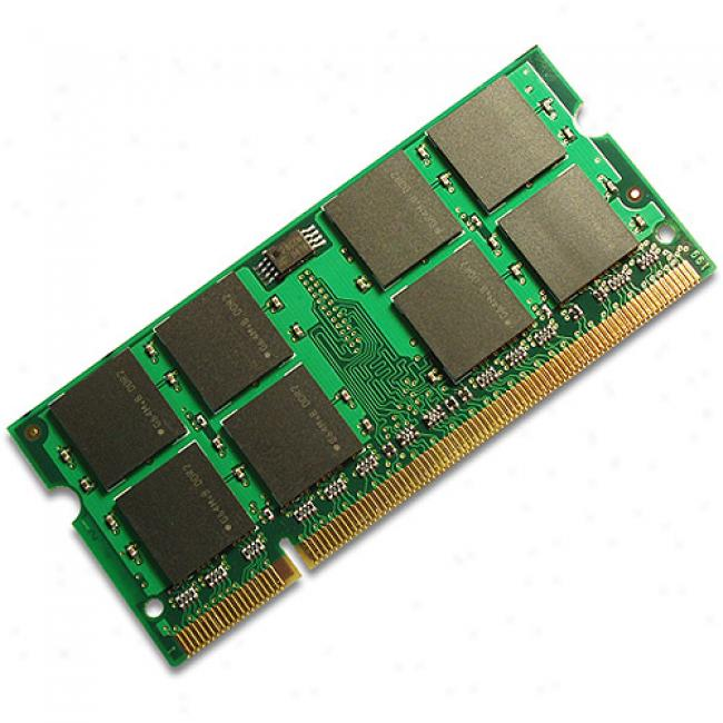 Acp-ep Memory 512mb Ddr 333mhz Pc2700 200-pin Pc & Mac Notebook Memory Sodimm