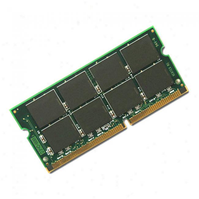 Acp-ep Memory 512mb Pc133 Sdram 133mhz 144-pin Pc Notebook Recollection Sodimm