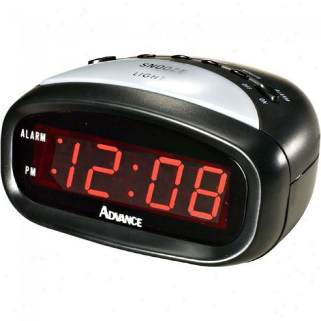 Advance Stratos Alarum Clock