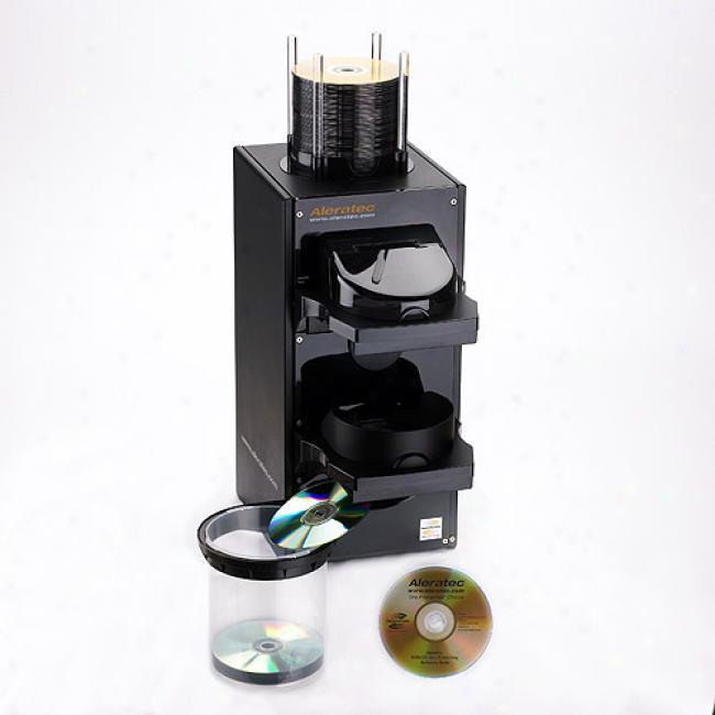 Aleratec Dvd/cd Robo Race-horse Ls Duplex Duplicator