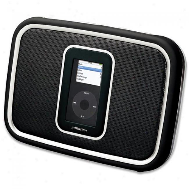 Altec Lansing Inmotion Portable Audio System For Ipod, Im9