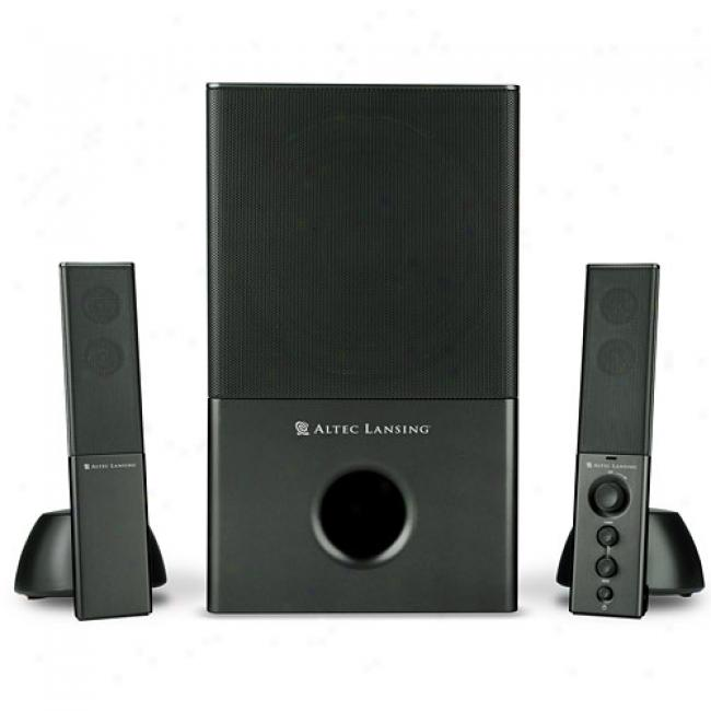 Altec Lansing Vs4121 Multimedia Speaker System